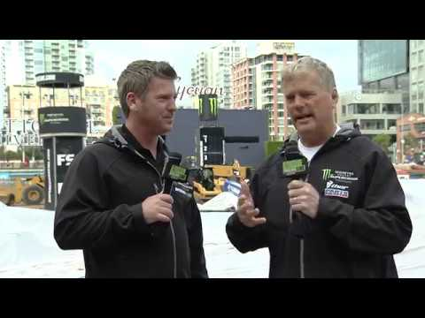 2017 - Supercross LIVE - San Diego - Track Feature