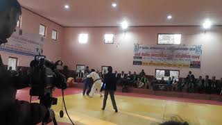 Nepal vs Japan 5th necos international judo champion ship