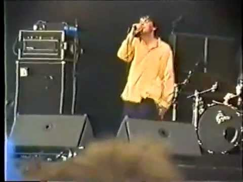 The Charlatans live at Phoenix Festival 16.07.1995