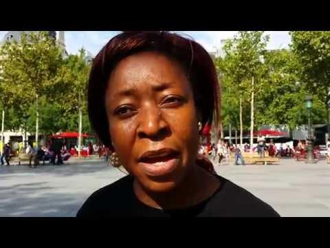 Denise Yakazangba : « pourquoi j'ai fait une grève de faim devant l'Elysée »