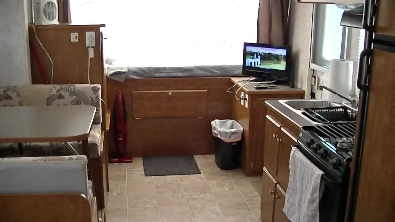 Hybrid Rv With Slide Out Inside Video Tour Rental Disney