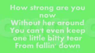 Watch Rascal Flatts How Strong Are You Now video