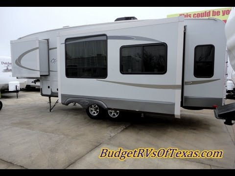 Open Range 287 RL Fifth Wheel Travel Trailer | Light weight and roomy fifth wheel for sale