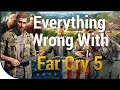 GAME SINS   Everything Wrong With Far Cry 5