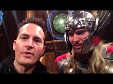 ForeignFilmcast.com Bonus: Thor at Disneyland - Interview - Norse - Norway - Asgard