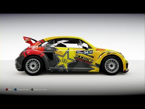 Forza Horizon 2 - 2014 Volkswagen Beetle GRC
