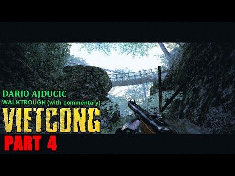 Vietcong - Part 4 (PC game - walkthrough) The Canyons