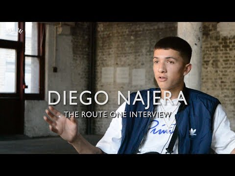 Diego Najera: The  Route One Interview