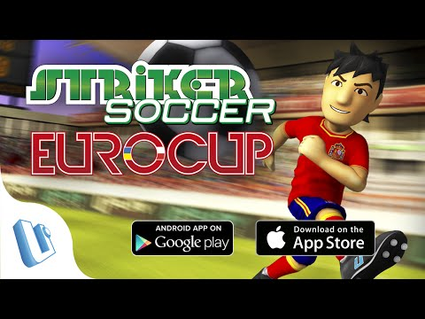 Striker Soccer Euro 2012 APK Cover