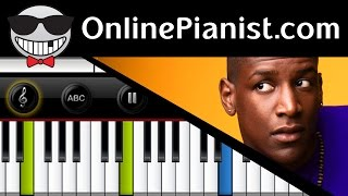 Labrinth - Jealous - Piano Tutorial Full Song (Easy Version)