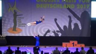 Vanessa Gottschall & Christian Lehr- Großer Preis von Deustchland 2017