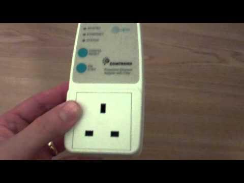 Comtrend Powergrid 902 - Powerline Ethernet Adapters