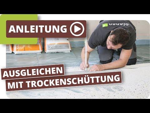 Boden Ausgleichen Mit Schuttung Hornbach Meisterschmiede