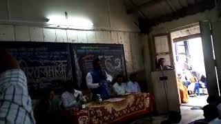 Rajendra kshirsagar speech at Bandivali vidya mandir school