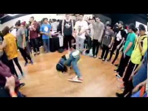 Bedlam Bboy Jam 2014 at The Lab Creative Arts Studio