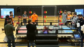 Robotics Competition, Texas City, TX (Jan 19, 2019) 17 of