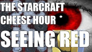 The Starcraft Cheese Hour #16 - SEEING RED (The Redshift Experience)