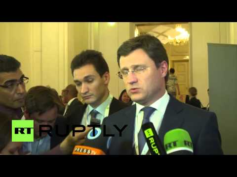 Austria: European Commission may financially assist Ukraine's gas supplies - Novak
