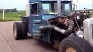 Rat Rod Peterbilt