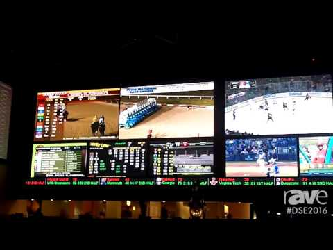 DSE 2016: rpVisuals Solutions Tells rAVe About The New Westgate Sports Book