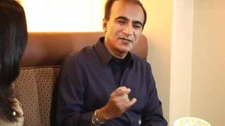Showbiz India TV Interviews Iqbal Theba