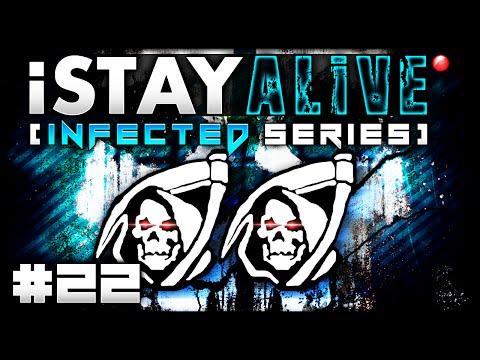 Cod Ghosts: 2 Kems 1 Game?! - istay Alive #22 (call Of Duty Ghost Infected Gameplay) video