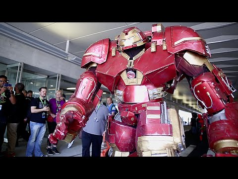 The NYCC Experience - NEW YORK COMIC CON 2015