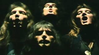 Клип Queen - Bogemian Rhapsody (live)
