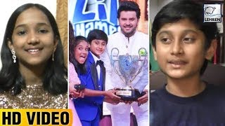 Sa Re Ga Ma Pa 2017 Winners Shreyan Bhattacharya & Anjali Gaikwad Full Interview