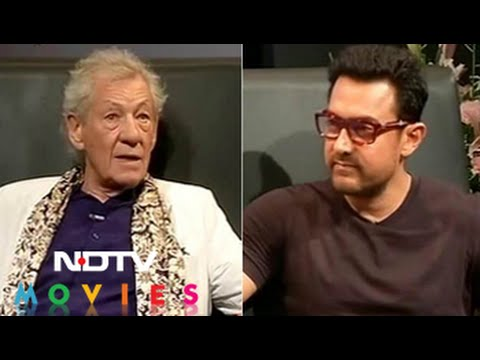The art of acting 101 by Ian McKellen, Aamir Khan