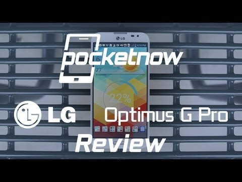 LG Optimus G Pro Gaming Review - Real Racing 3 & MC4