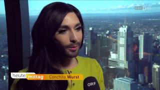 Conchita Wurst in Melbourne