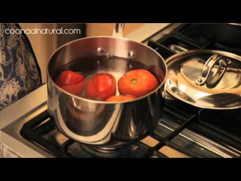 Receta: Salsa italiana de tomate