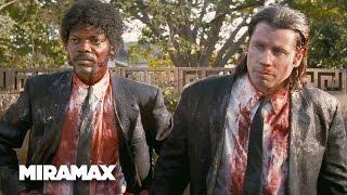 Pulp Fiction | 'Dorks' (HD) - John Travolta, Samuel L. Jackson | MIRAMAX