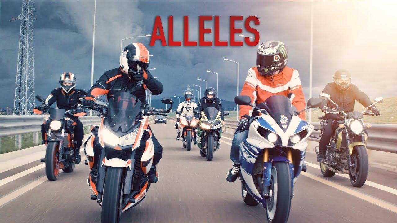 Ardian Bujupi - ALLELES (Official Video)