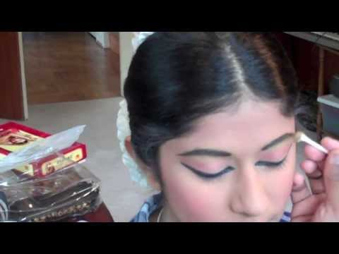 Performance Ready chapter 2 - Make-up For Bharatanatyam video