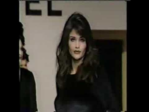 Chanel Fall Winter 1992 - Part 2