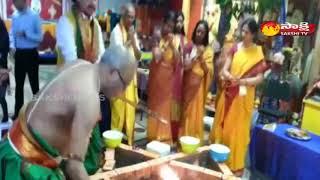Ugadi and Sri Rama Navami Celebrations in Canada