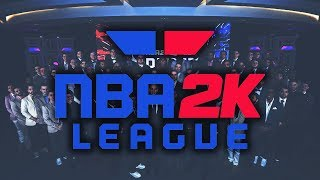 2018 NBA 2K League Draft First Round Selections