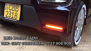 Suzuki Wagon R Modifications#Try-City Customs#0717 906 909