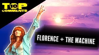 Download Lagu Florence fans are just DIFFERENT | TOP 10 Comments - SKY FULL OF SONG music video - and the Machine Gratis STAFABAND