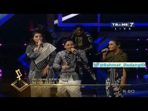download lagu GAC - Never Leave Ya At Anugerah KPI 201 gratis