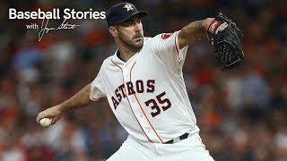 Justin Verlander Details Trade to Houston | Baseball Stories