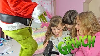 IS THE TOY MASTER THE GRINCH?