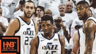 download musica Oklahoma City Thunder vs Utah Jazz 1st Half Highlights Game 4 2018 NBA Season