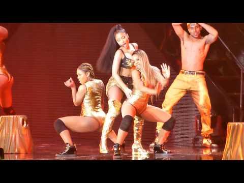 Download Lagu Nicki Minaj - Anaconda - Liverpool Echo Arena - April 6th 2015 MP3 Free