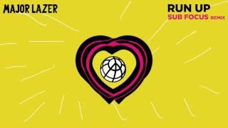 Major Lazer - Run Up (feat.PARTYNEXTDOOR & Nicki Minaj) [Sub Focus Remix]