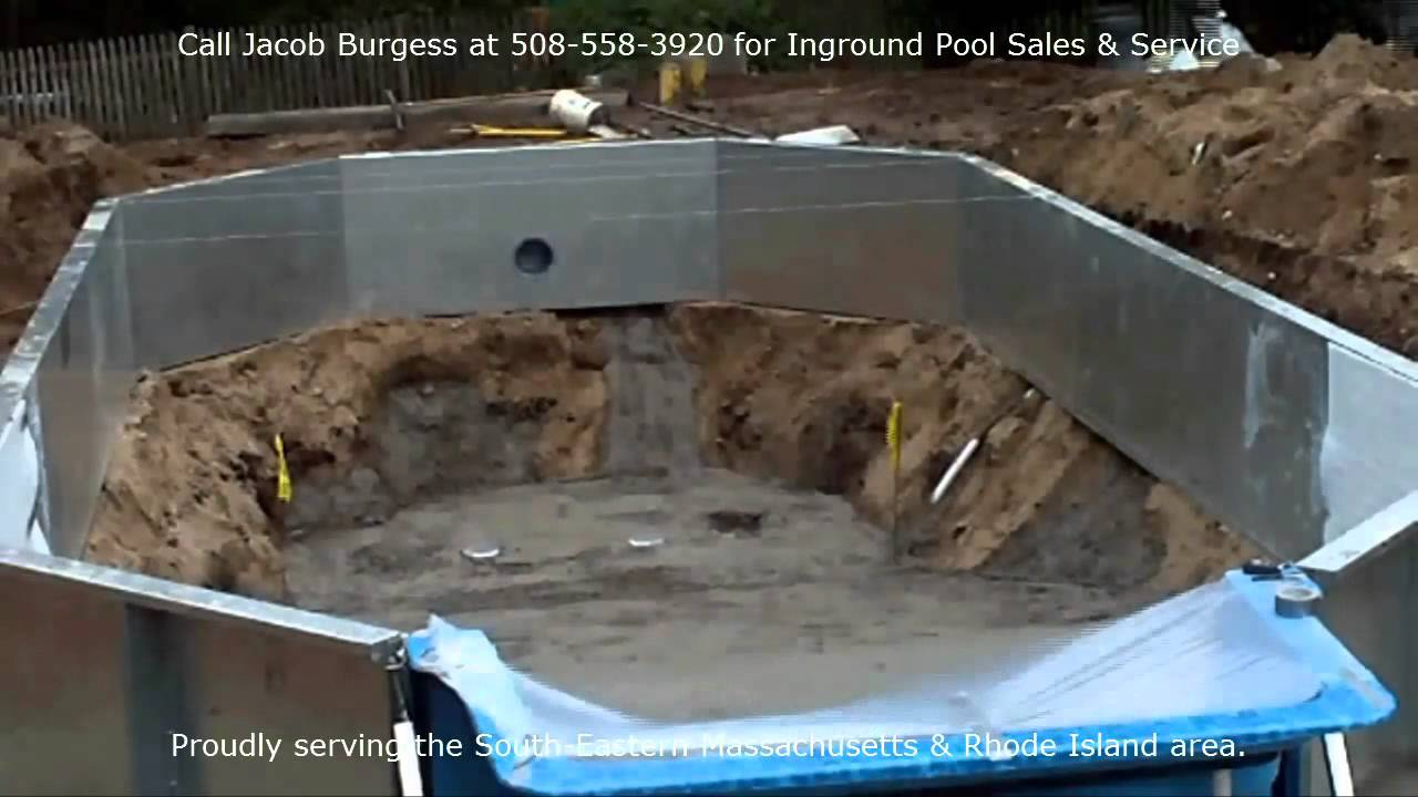 Time lapse pool video ma ri swimming pool sales youtube - Swimming pool supply stores near me ...