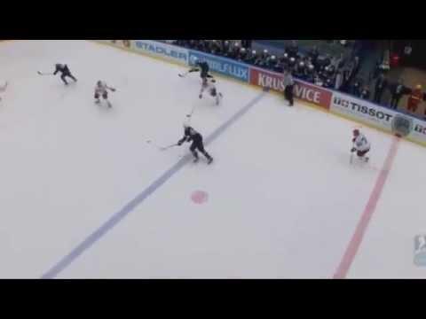 Хоккей Беларусь-США 5:2. Чемпионат мира 2015. Сенсационная победа  Видео