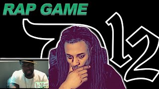 D12 - RAP GAME FT 50 CENT [ REACTION ] THIS SONG IS ACTUALLY...